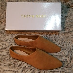 8bcd017a440 Taryn Rose Shoes - Taryn Rose Elene Silky Suede sizes 6